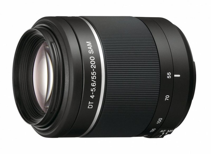 Sony SAL DT 55-200mm f/4-5.6 SAM (bulk)
